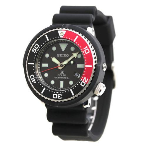 SEIKO Diver Scuba SOLAR x LOWERCASE SBDN053 Men Watch