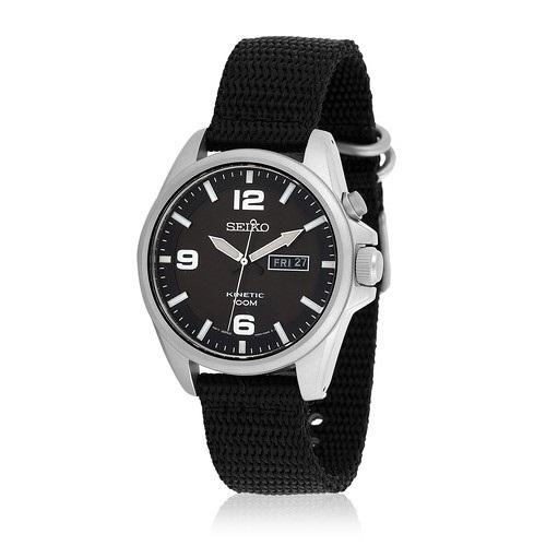 66ebeccea06 SEIKO Kinetic Nylon Starp SMY143P1 S (end 5 13 2020 1 15 PM)