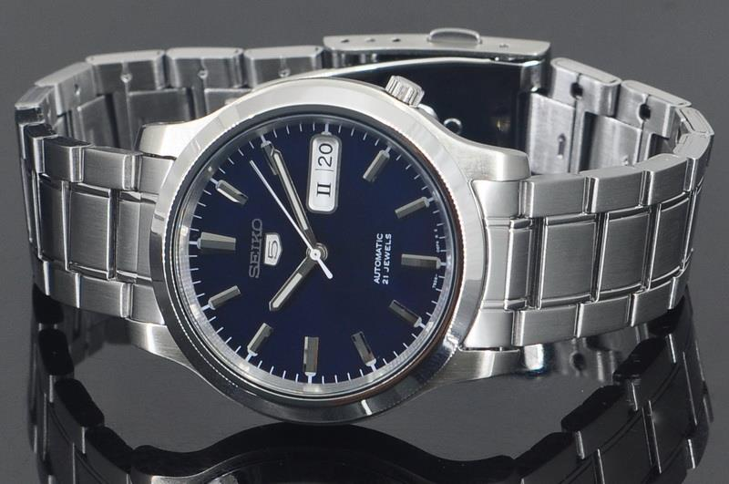 Seiko Men 5 Automatic Classic Watch SNK793K1