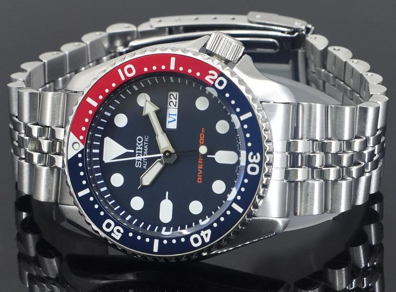 Seiko Men Automatic Diver Watch Skx0 End 5 15 2020 2 15 Pm