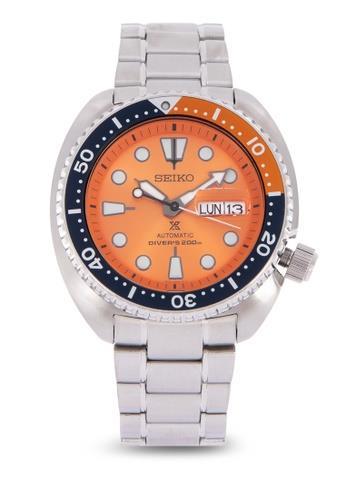 buy online 0f3dd db021 Seiko Orange Prospex Turtle Asia Limited Edition Automatic SRPC95K1