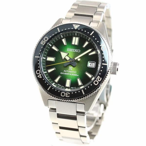 SEIKO Prospex Automatic Green Sea Diver SBDC077 Men Watch