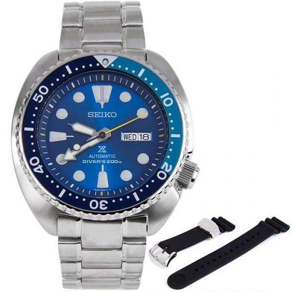 SEIKO Prospex 'BLUE LAGOON' Automatic Diver SRPB11 SRPB11K1 Men Watch