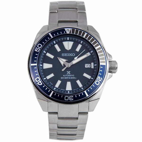 SEIKO Prospex Samurai Automatic Diver SRPB49 SRPB49J1 Men Watch