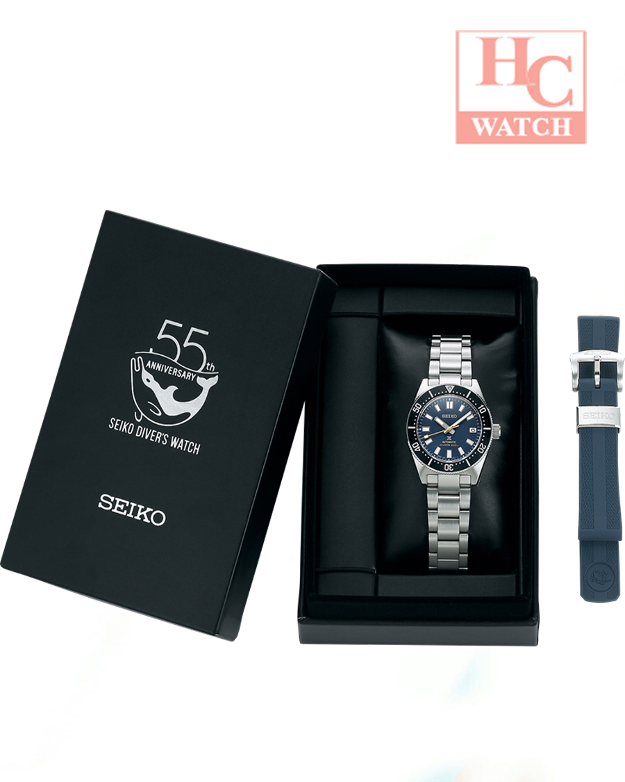 New Seiko Prospex SPB149J1 55th Anniversary Limited Edition