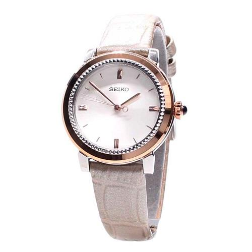 SEIKO Quartz Analog Dress SRZ452P1 SRZ452 Ladies Watch