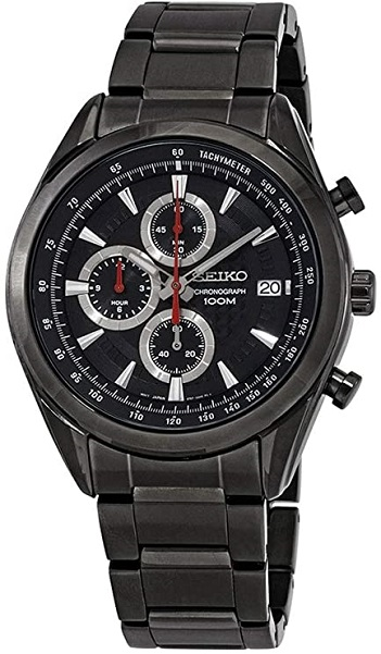 SEIKO Quartz Chronograph SSB179 SSB179P1 Mens Watch