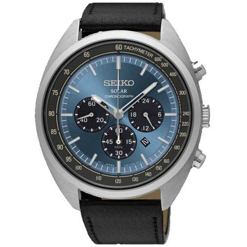 seiko solar chronograph tachymeter end 10 13 2019 3 15 pm. Black Bedroom Furniture Sets. Home Design Ideas