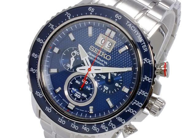 Seiko Sportura Chronograph Men's Watch SPC135P1