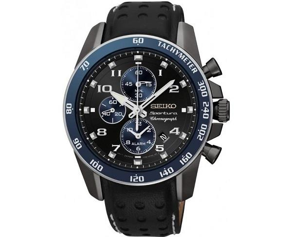 SEIKO Sportura Chronograph SNAF37P1 SNAF37P Men's Watch