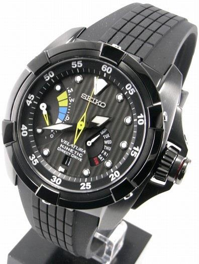 SEIKO Velatura Kinetic Direct Drive SRH013P1 SRH013 Watch