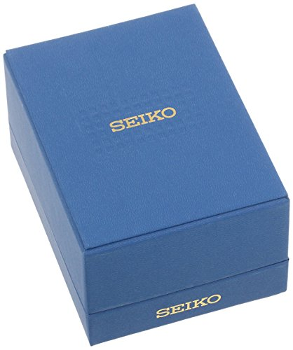 Seiko Women's Ladies Dress Japanese-Quartz Watch with Stainless-Steel Strap, G