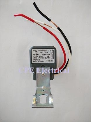 selcon photocell 2403a 3a photo control switch japan cpeelectrical 1605 11 cpeelectrical@2 selcon photocell as 2403a 3a photo (end 12 18 2018 6 15 pm) selcon photocell wiring diagram at nearapp.co