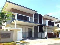 Semi-detached House : Glenmarie, Temasya Anggun