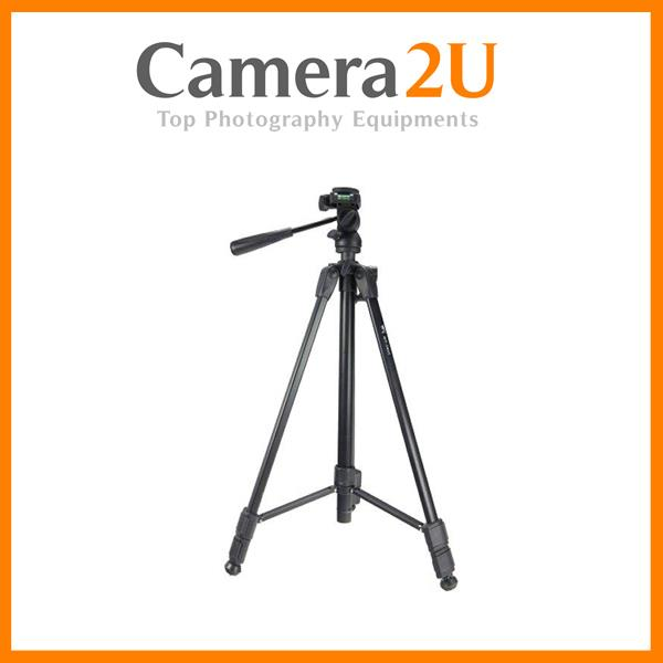 Semi Pro Full Size Tripod For DSLR Camera W3903