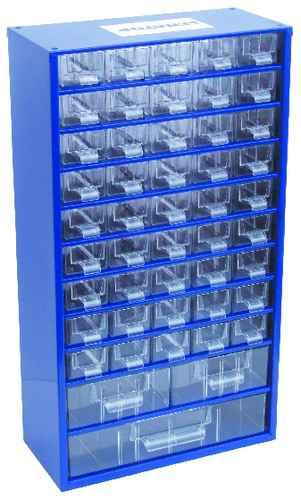 Senator Sen593 5320k 48 Drawer Small Parts Storage Cabinet
