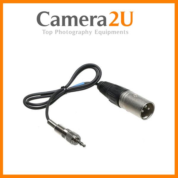 Sennheiser 3.5mm to XLR Cable