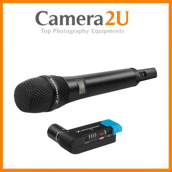 Sennheiser AVX-835 Camera-Mountable Digital Handheld Wireless Mic