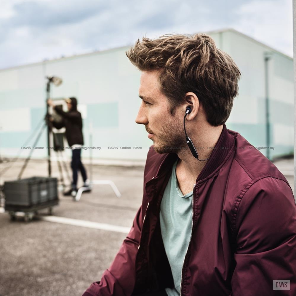 bc1a6ea39e3341 Sennheiser CX 6.00BT Bluetooth Wireless In-Ear Headsets Earphones