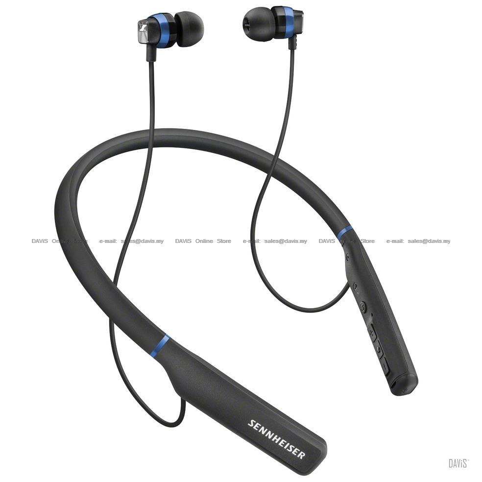 Sennheiser CX 7.00BT Bluetooth Wireless Neckband Headset Earphone aptX