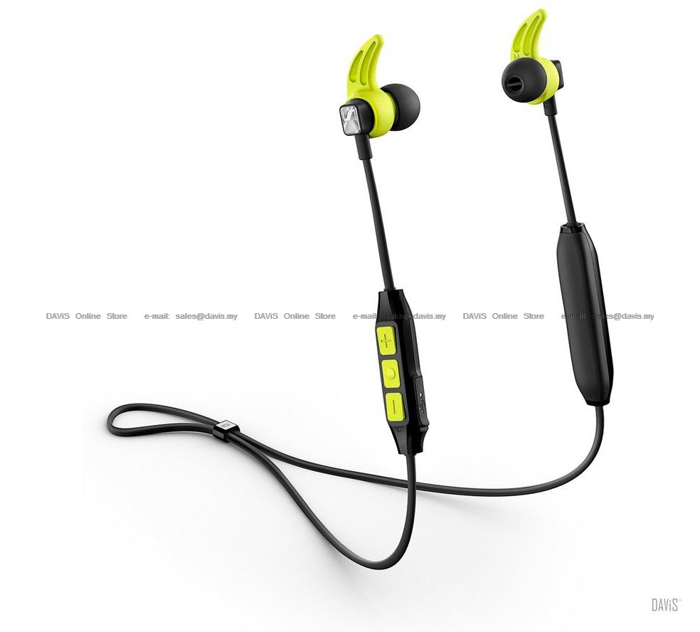 Sennheiser Cx Sport Bluetooth Wireles End 8 3 2019 619 Pm Headset Wireless In Ear Headsets Earphones Aptx