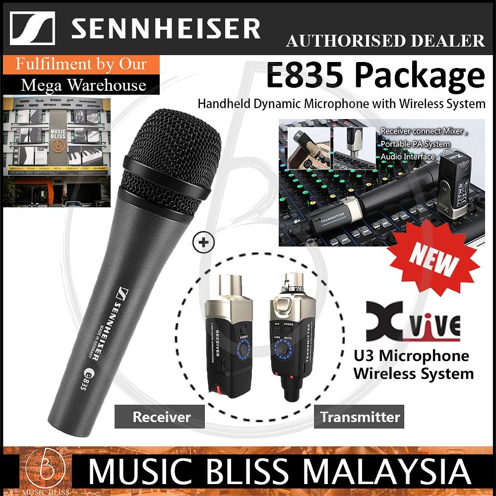 sennheiser e835 live vocal micropho end 5 25 2021 12 00 am. Black Bedroom Furniture Sets. Home Design Ideas