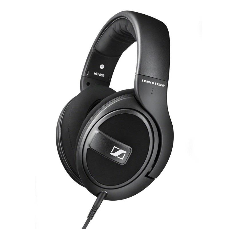 Sennheiser HD 569 / HD569 Closed Back Headphone with Inline mic