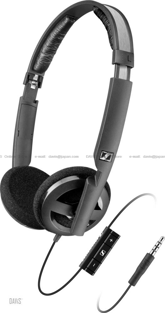 Sennheiser PX 100 II i . Headsets . Smart Remote . Foldable . Free S&H
