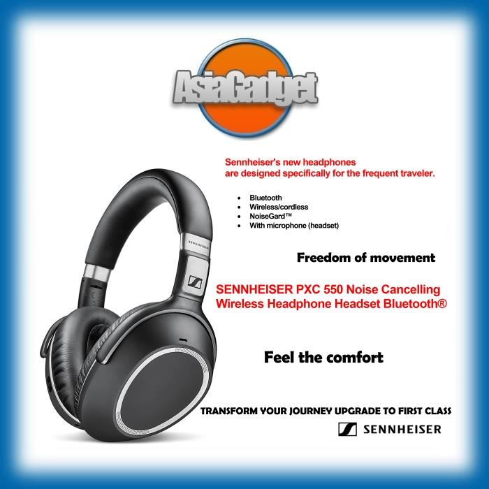 ca8511de8f3 SENNHEISER PXC550 NOISE CANCELLING (end 10/29/2019 8:02 PM)