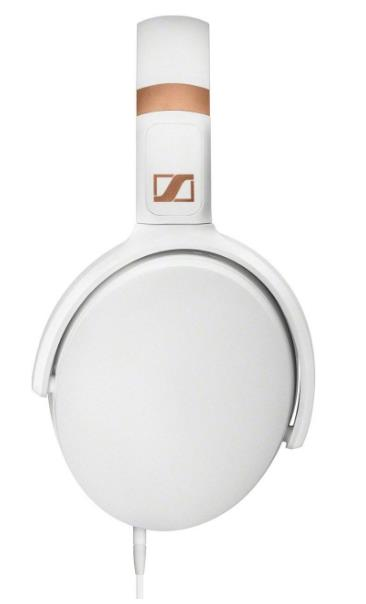 SENNHEISER WIRED HEADPHONE WITH MIC HD 4.30I (WHT)