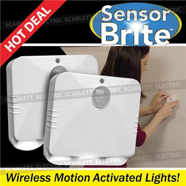 Sensor Brite Motion Activated Wirel (end 2/23/2019 10:15 AM)