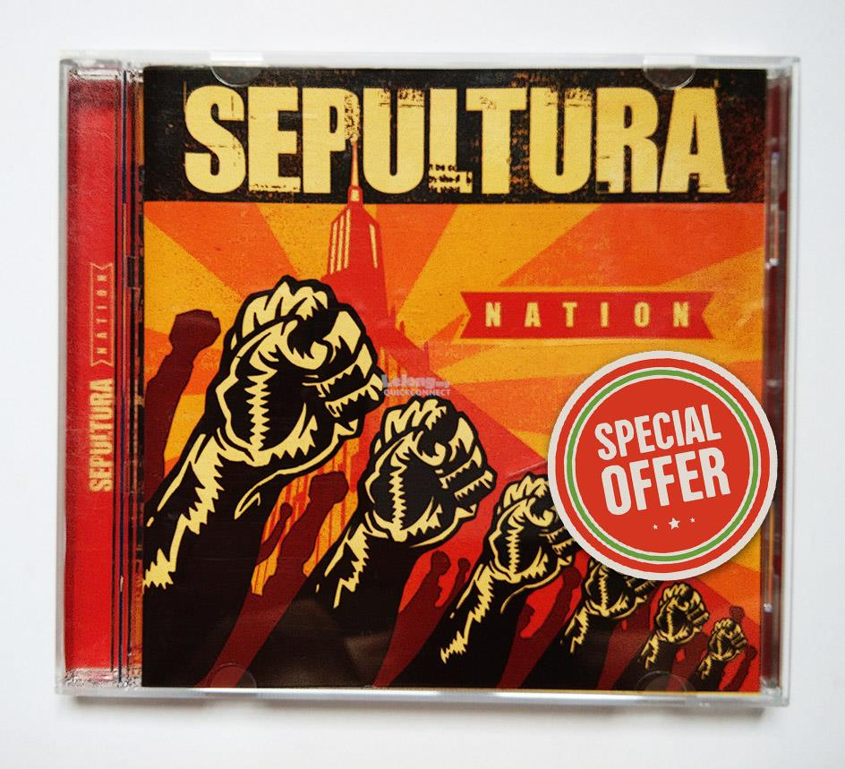 Sepultura [Nation] 2001- 001