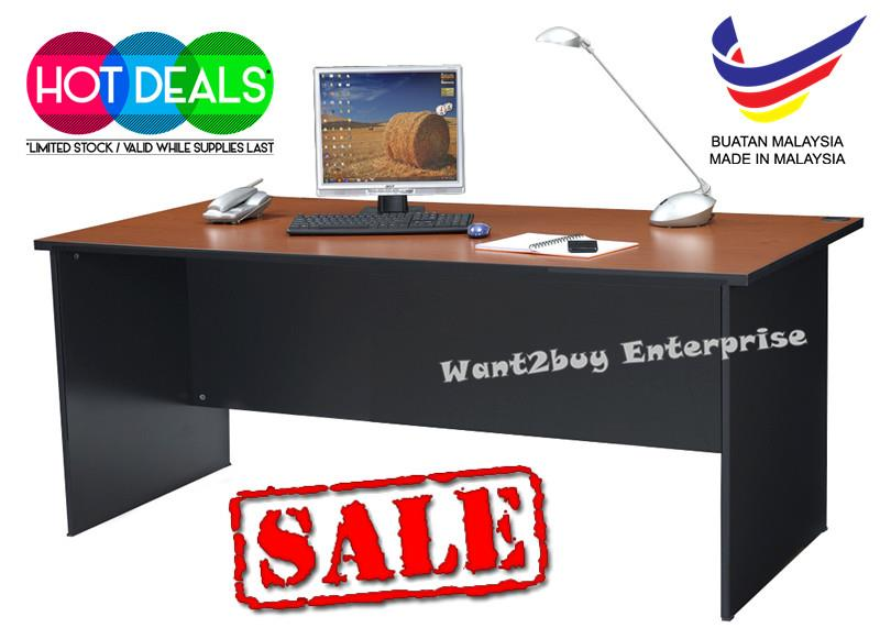 A Series Size Feet Writing Of End PM - 4 feet office table