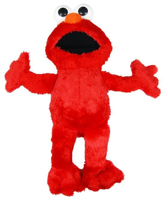Sesame Street Elmo Doll Plush Toy For Mum Baby Kids