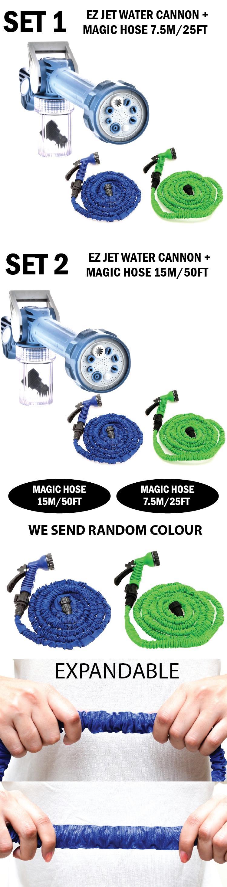 Set Ez Jet Water Cannon Magic End 3 15 2020 4 15 Pm