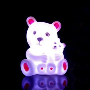 Seven Colours Mother Bear Lamp