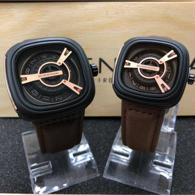 SEVENFRIDAY Couple Watch