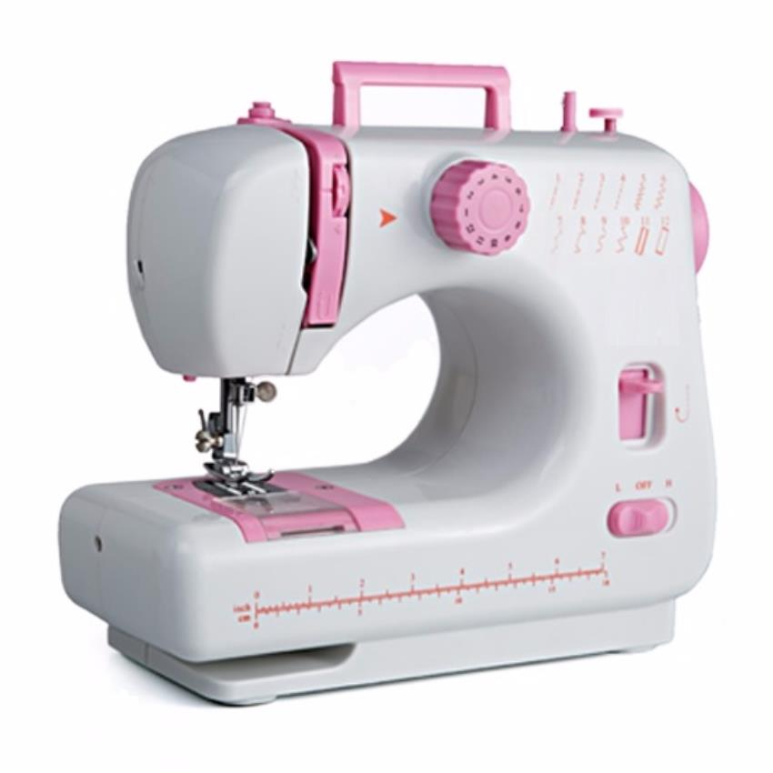 Top Rated Sewing Machines 2020.Sewing Machine Jysm 605 Upgraded 505 With 12 Sewing Options Pink