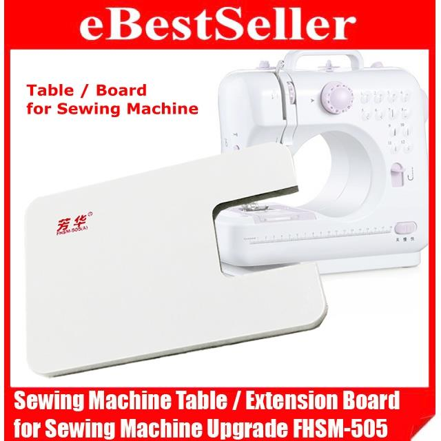 Sewing Machine Table Extension Board for Sewing Upgrade FHSM-505A 505