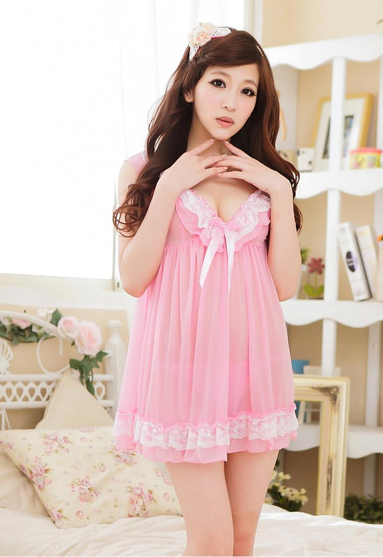 A Cute Pink Diy 18 Inch Doll Closet: Sexy Cute Pink Deep V-neck Princess (end 2/11/2017 5:15 AM