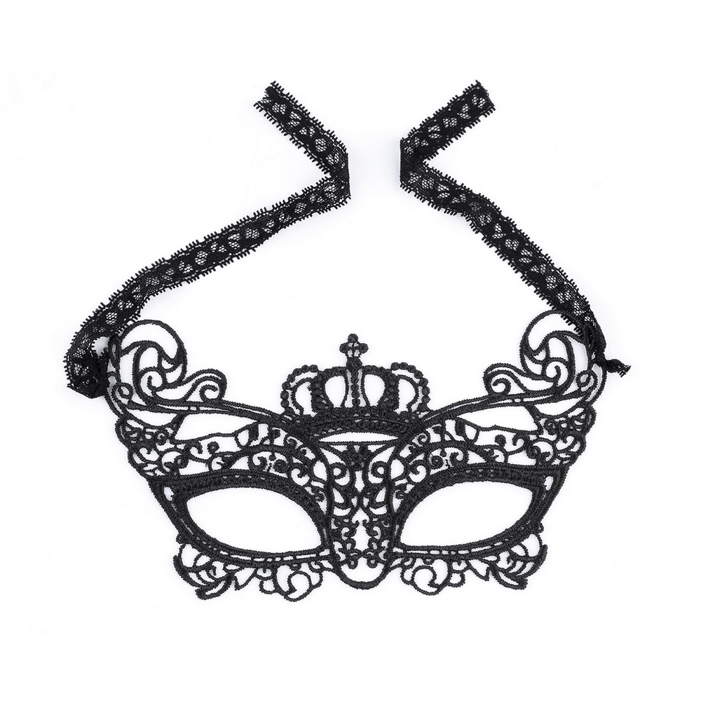 Sexy Lady Lace Mask Eye Mask For Masquerade Ball Party Halloween Costu