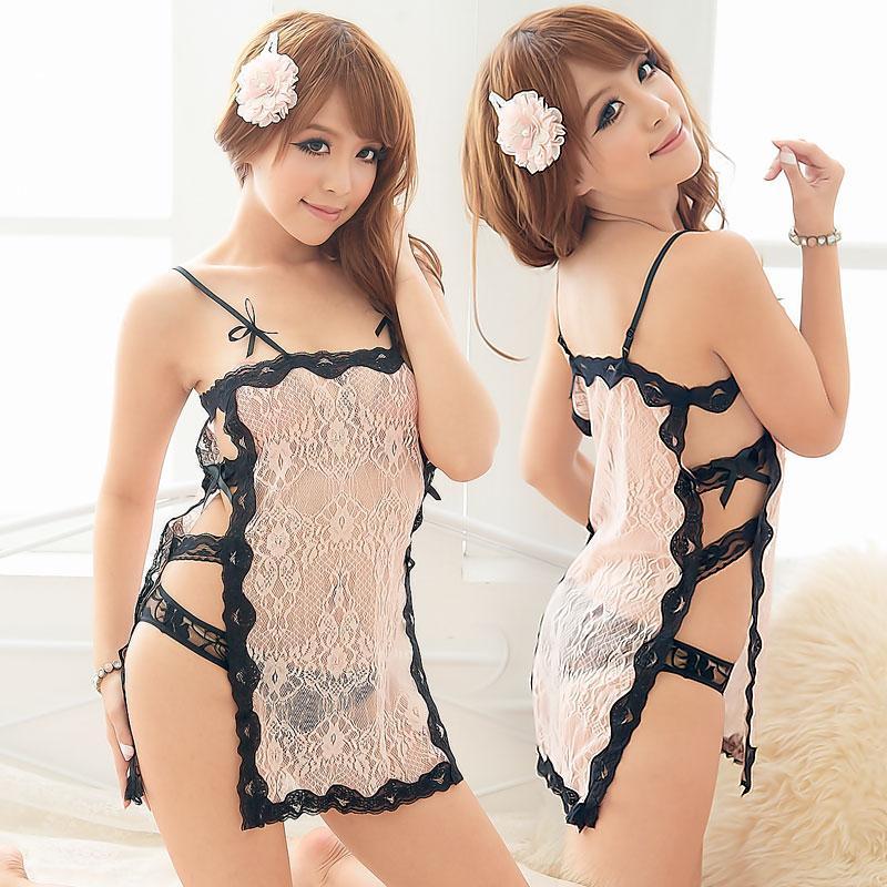 Sexy korean girls in lingerie