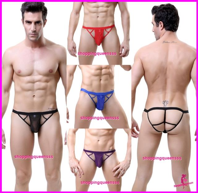 Sexy Men's Underwear See-Through Th (end 8/15/2020 12:26 AM)