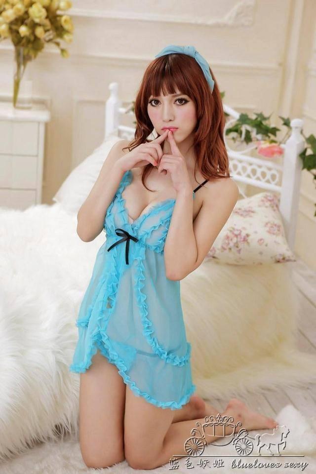 35fe28b4ba Sexy Women Babydoll Nightdress Slee (end 5 22 2017 12 59 PM)
