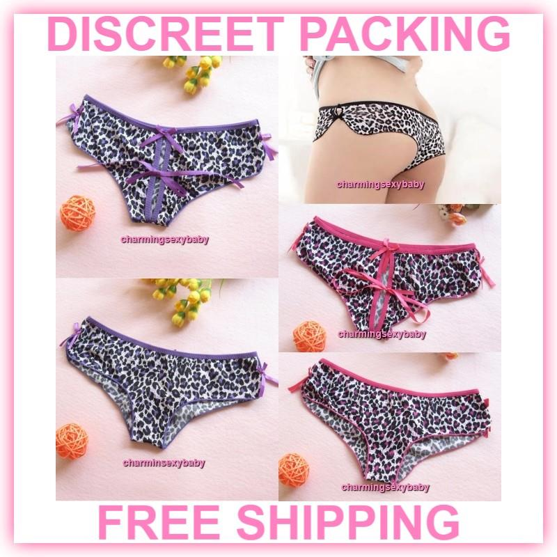bae8d69b8dfb Sexy Women Underwear Leopard Print P (end 11/9/2019 4:59 PM)