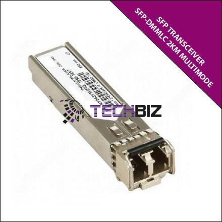 SFP-DMMLC Gigabit SFP(Small Form Pluggable)Fiber Module Transceiver