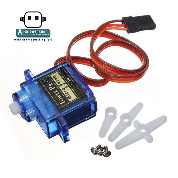 Sg90 Tower Pro Mini Servo Motor Compatible with Arduino