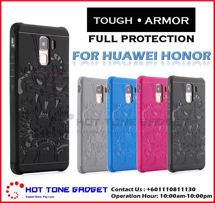 SGP Tough Armor Huawei Honor Mate 8 9 4X 5X 6X 5C 7 P9 Lite Back Cover