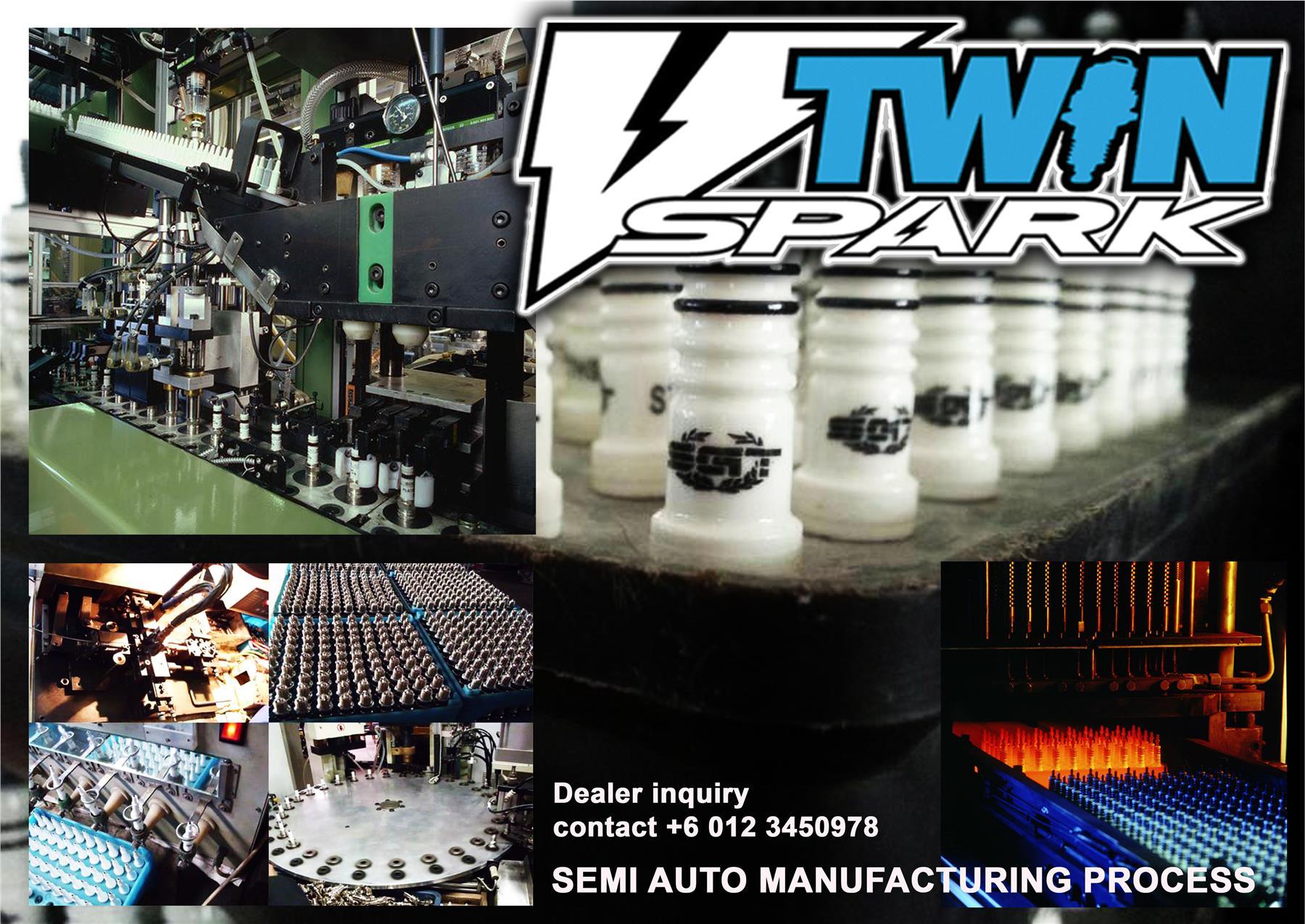 Sgt Vtwin Spark Plug Honda Accord 4pc End 5 8 2019 315 Pm Plugs 4pcs Pkt