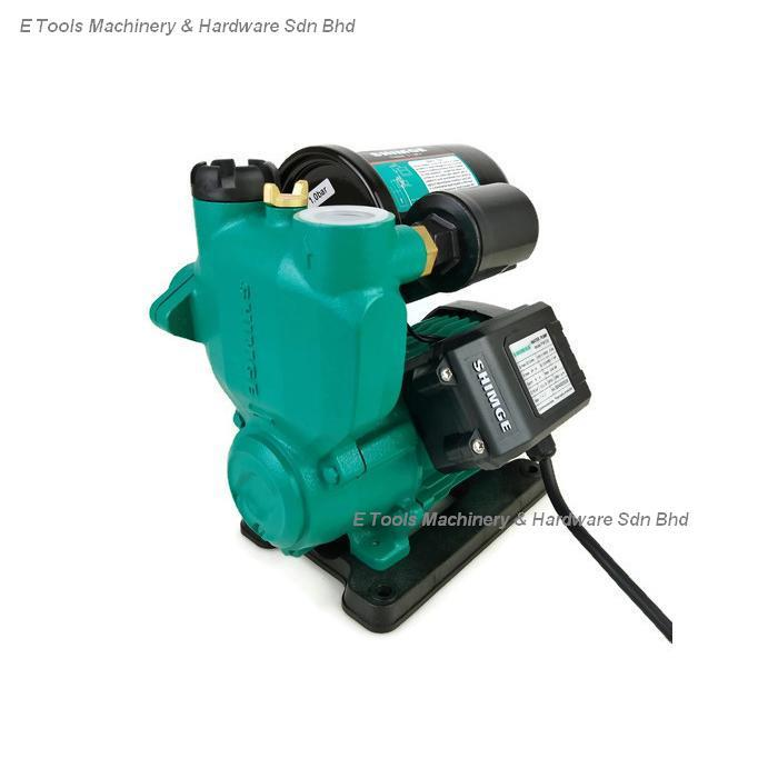 SHIMGE PW125 AUTOMATIC SELF-PRIMING BOOSTER PUMP